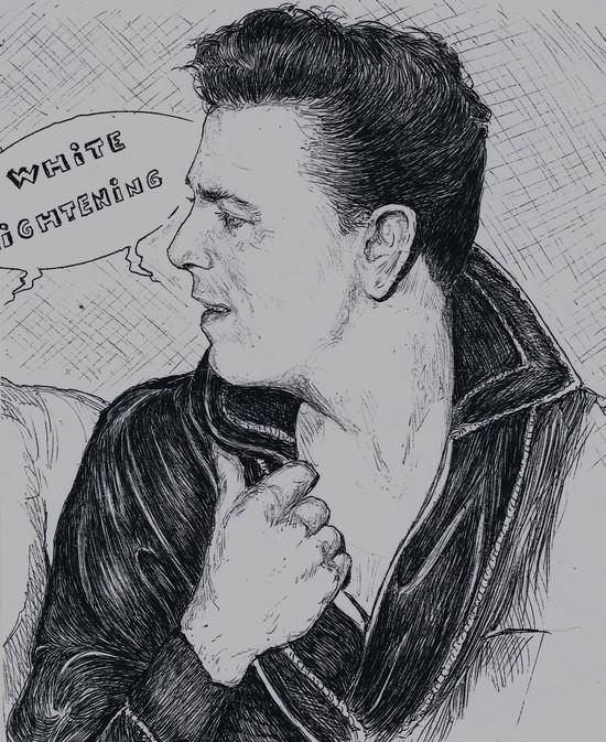 Gene Vincent by didgiv